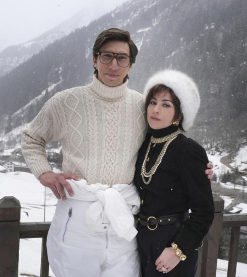 Lady Gaga en Adam Driver lichten een tipje van de sluier over de 'House of Gucci'-film