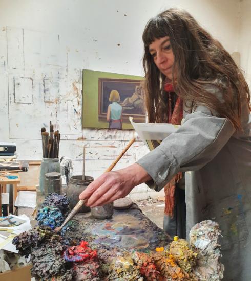 Kunstenaressen zijn amper zichtbaar in het kunstlandschap: 5 vrouwen aan het woord
