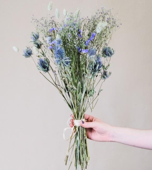 Van droogbloemen tot een bloemenwolk: zo begin je eraan - 2
