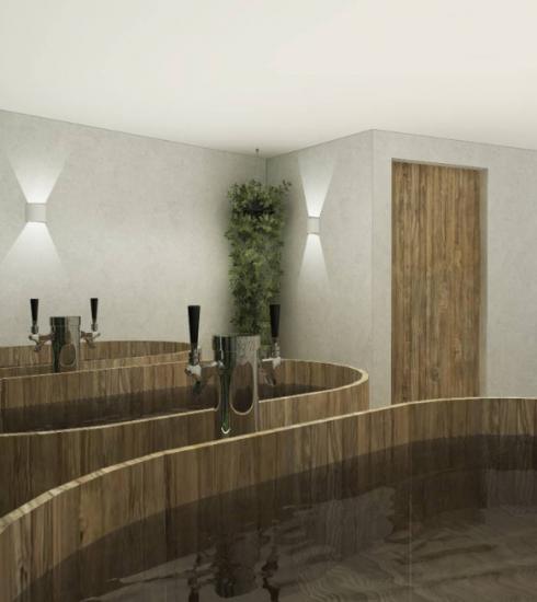 Baden in een bierbad: Brussel opent twee bierspa's in België
