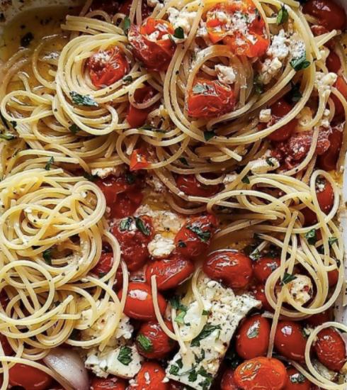Hét recept voor de pasta met feta dat viraal gaat op TikTok