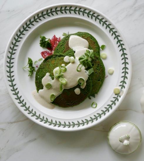 2 plantaardige recepten uit 'The Radiant Table'