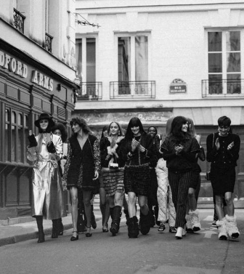 Chanel FW21/22: het startschot van de 'roaring twenties'