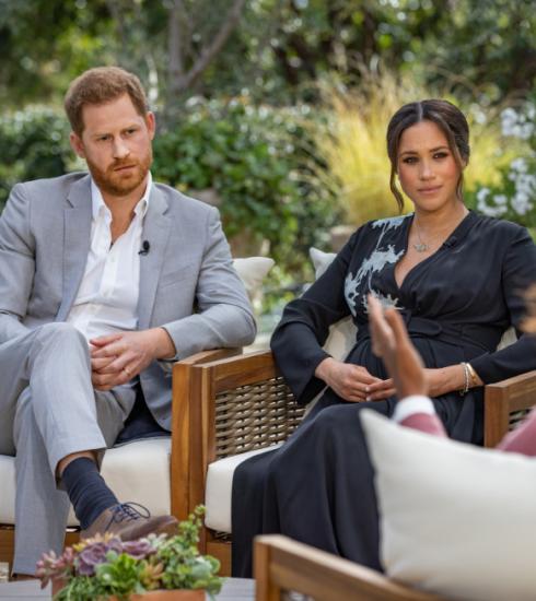5 onthullingen uit de CBS-documentaire 'Oprah Winfrey in gesprek met Meghan en Harry'