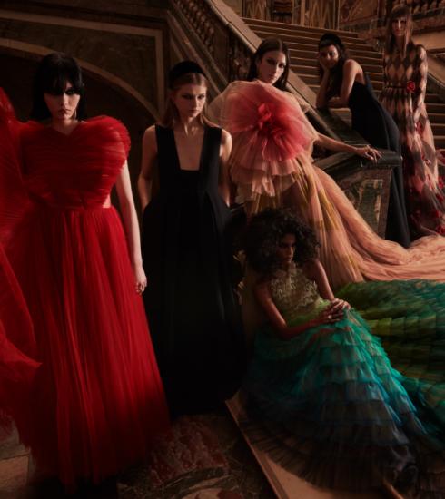 Dior FW21/22: een ode aan de (sprookjes)vrouw