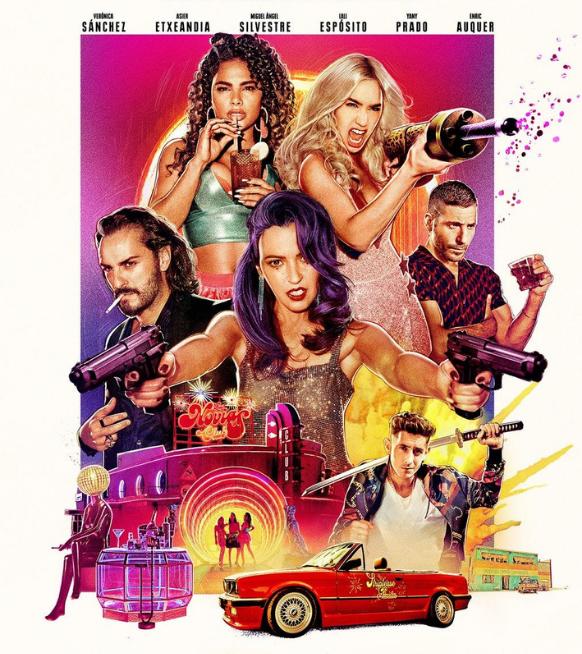 In de nieuwe Netflix-hit 'Sky Rojo' spelen powervrouwen de hoofdrol - 1
