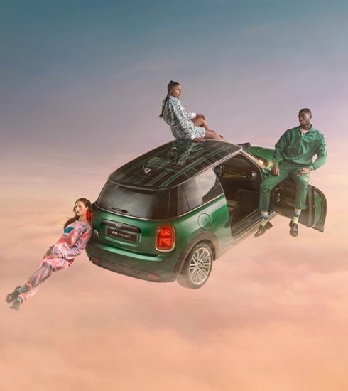 Stromae ontwerpt nu ook een auto voor Mini
