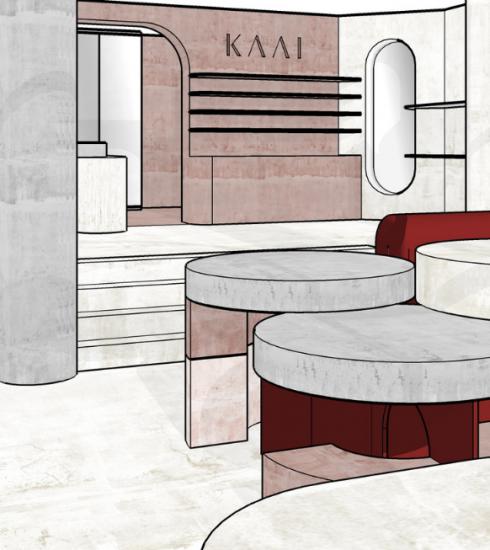 Belgisch handtassenlabel Kaai opent flagshipstore in Brussel