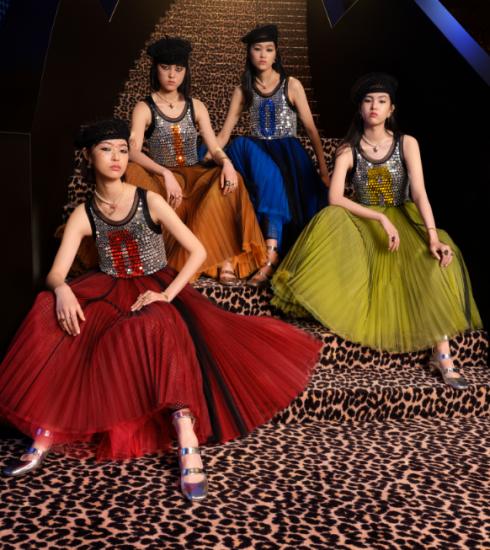 Dior Pre-fall 2021: feestmode voor na corona in Shanghai