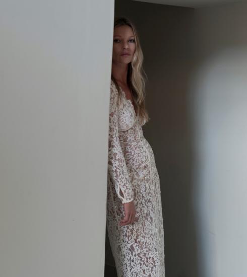 30 jaar na haar doorbraak staat Kate Moss nog steeds aan de top