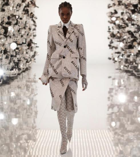 Gucci x Balenciaga: nu al de collab van het jaar