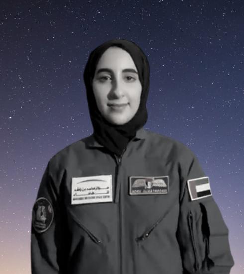 Dit wil je weten over Nora Al Matrooshi, de eerste vrouwelijke Arabische astronaut