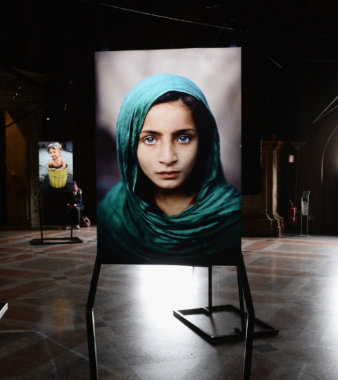 Sterfotograaf Steve McCurry komt naar Antwerpen met expo