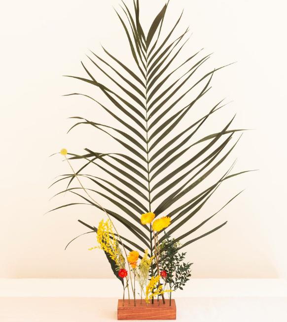 Van droogbloemen tot een bloemenwolk: zo begin je eraan - 3