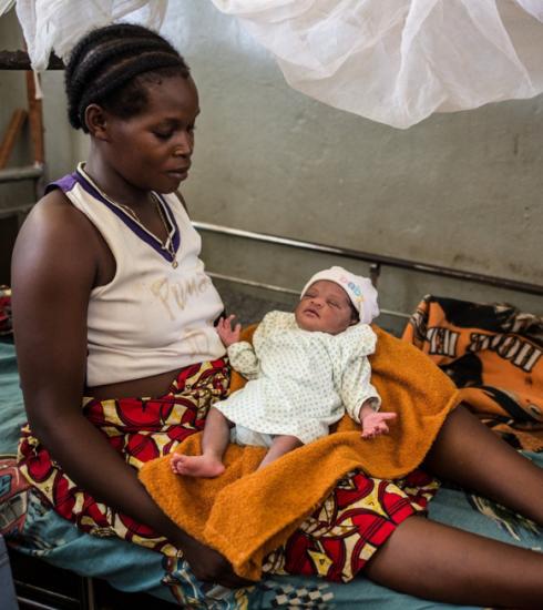 Ga samen met je kroost op de foto en steun de strijd tegen moedersterfte