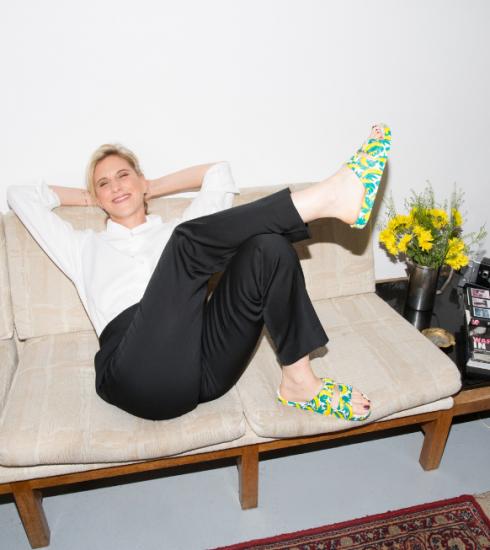Interview met Sarah Gurt, de vrouw achter sandalenlabel Freedom Moses
