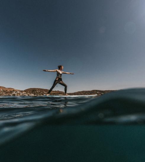 Van Geocaching tot Sup Yoga: 6 originele activiteiten voor met je buitenbubbel van 10