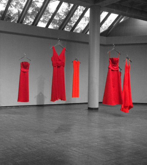 The REDress Project: mode met een politieke statement