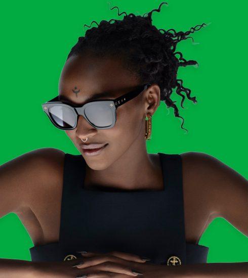 Lous and the Yakuza te zien in nieuwe zonnebrillencampagne van Louis Vuitton
