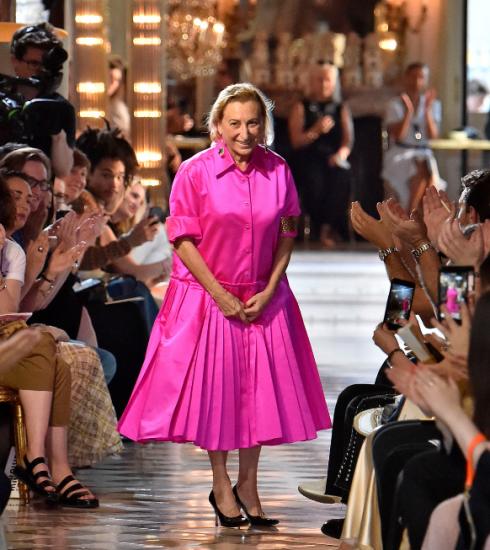 Miuccia Prada is jarig, een portret van de invloedrijke modeontwerpster
