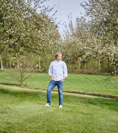 Chef-kok Seppe Nobels opent restaurant in de Ardennen