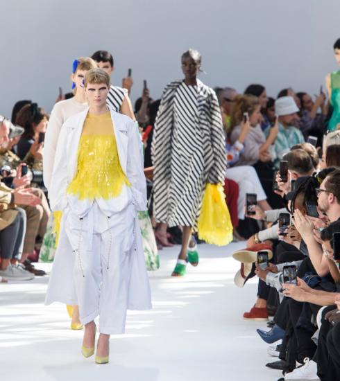 Paris Fashion Week gaat terug fysiek door