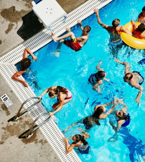 Brussel krijgt na 40 jaar terug een eigen openluchtzwembad