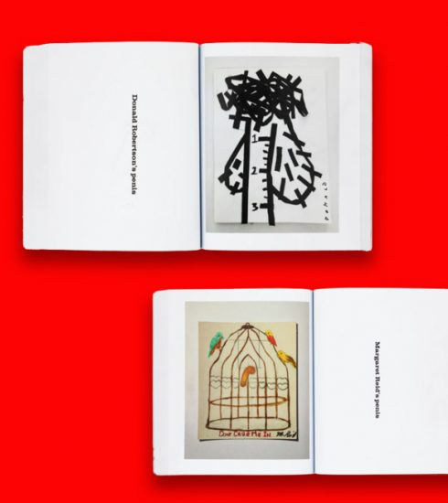 Maak kennis met Penile Papers, een boek vol penissen voor het goede doel