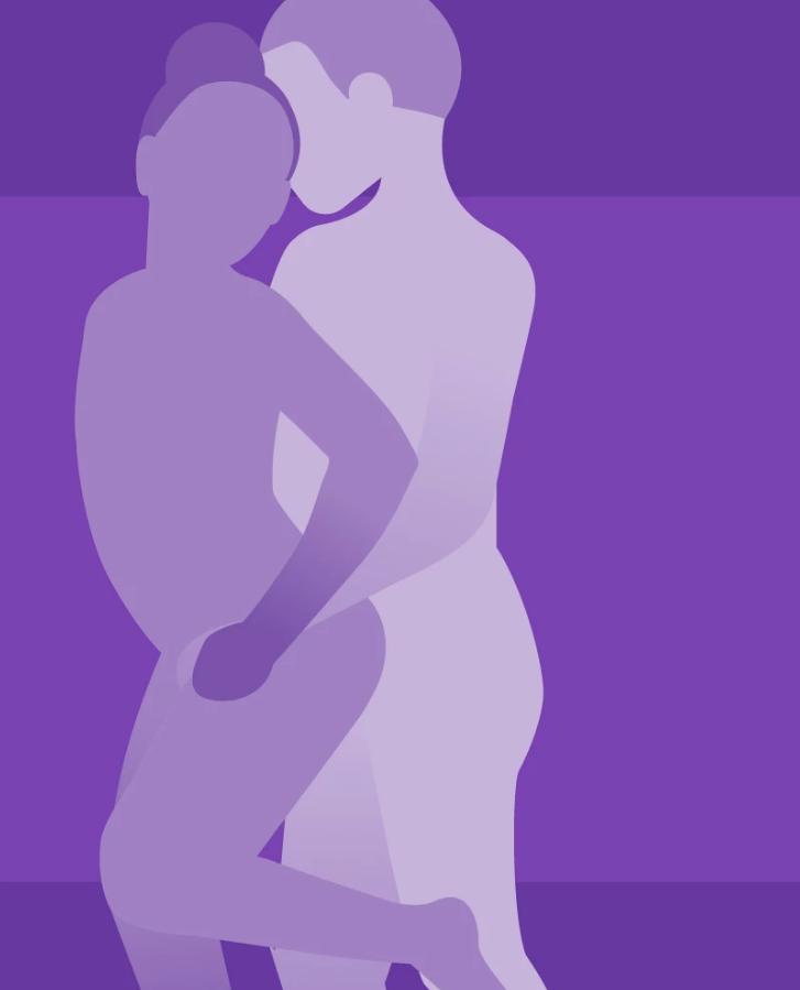7 nieuwe seksstandjes om vanavond uit te proberen - 3