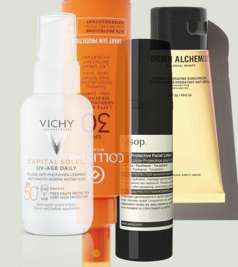 De beste zonnecrèmes om je gezicht te beschermen