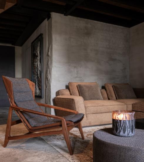 """Jos Peeters is eigenaar van designwinkel Donum: """"Door corona is plots iedereen bezig met interieur"""""""