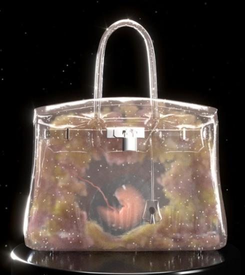 De Birkin Bag van Hermès is nu een NFT, wat is dat juist?