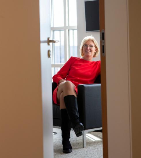 """Heidi Delobelle bekleedt toppositie als CEO voor AG: """"Mijn empathie was zogezegd een nadeel"""""""