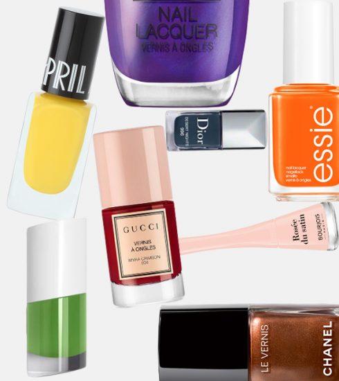 10 kleuren nagellak voor zomerfrisse nagels