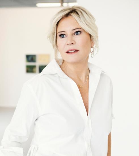 """Interview met galeriste Sofie Van de Velde: """"De kunstsector is een mannenwereld, ik bleef er lang bewust uit weg"""""""