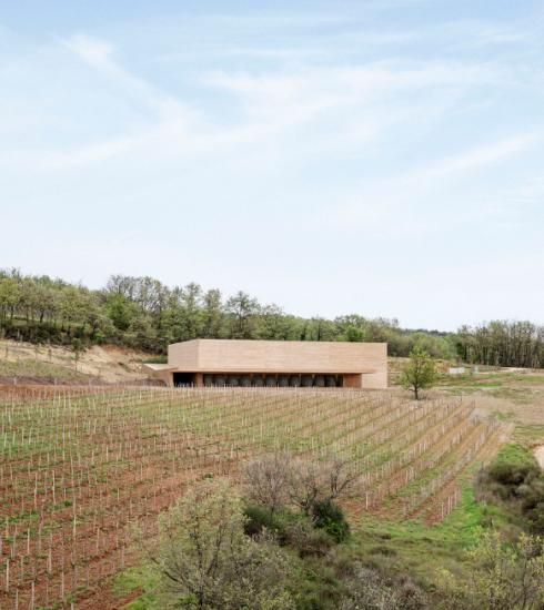 Kijk binnen in dit unieke wijnhuis van een Belgische vrouw in Zuid-Frankrijk