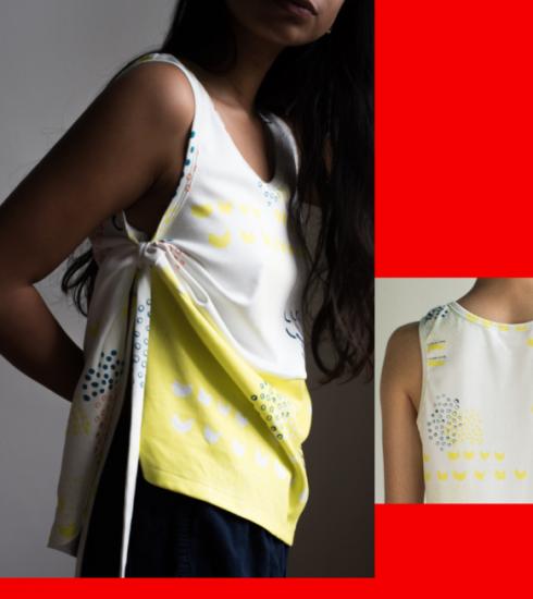 Amnesty International lanceert T-shirt tegen seksueel geweld
