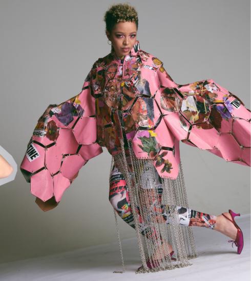 Zo ziet de eerste collectie van de Belgische ontwerpster Valentine Tinchant eruit