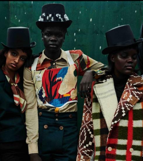 Bekijk hier de film van Solange Knowles voor de International Woolmark Prize 2021