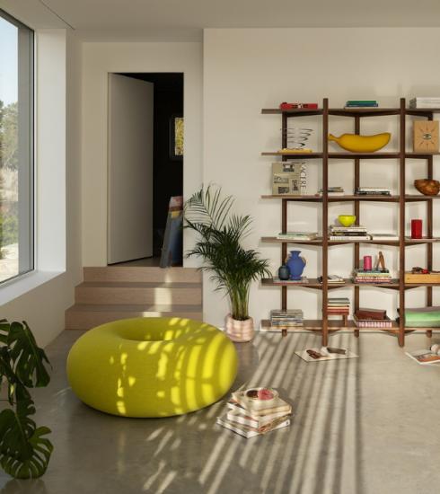 Editor's Pick: de donutvormige poefs van Sabine Marcelis x Hem