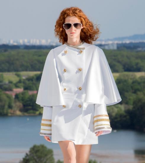 Louis Vuitton cruisecollectie 2022: futuristische mode die doet dromen