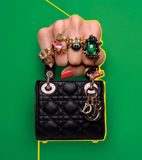 Dior lanceert eerste collectie micro bags