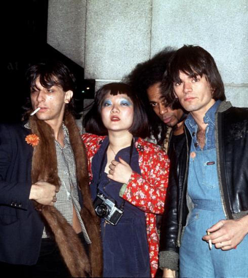 Wie was Anya Phillips, vergeten it-girl in het punk New York van Blondie?