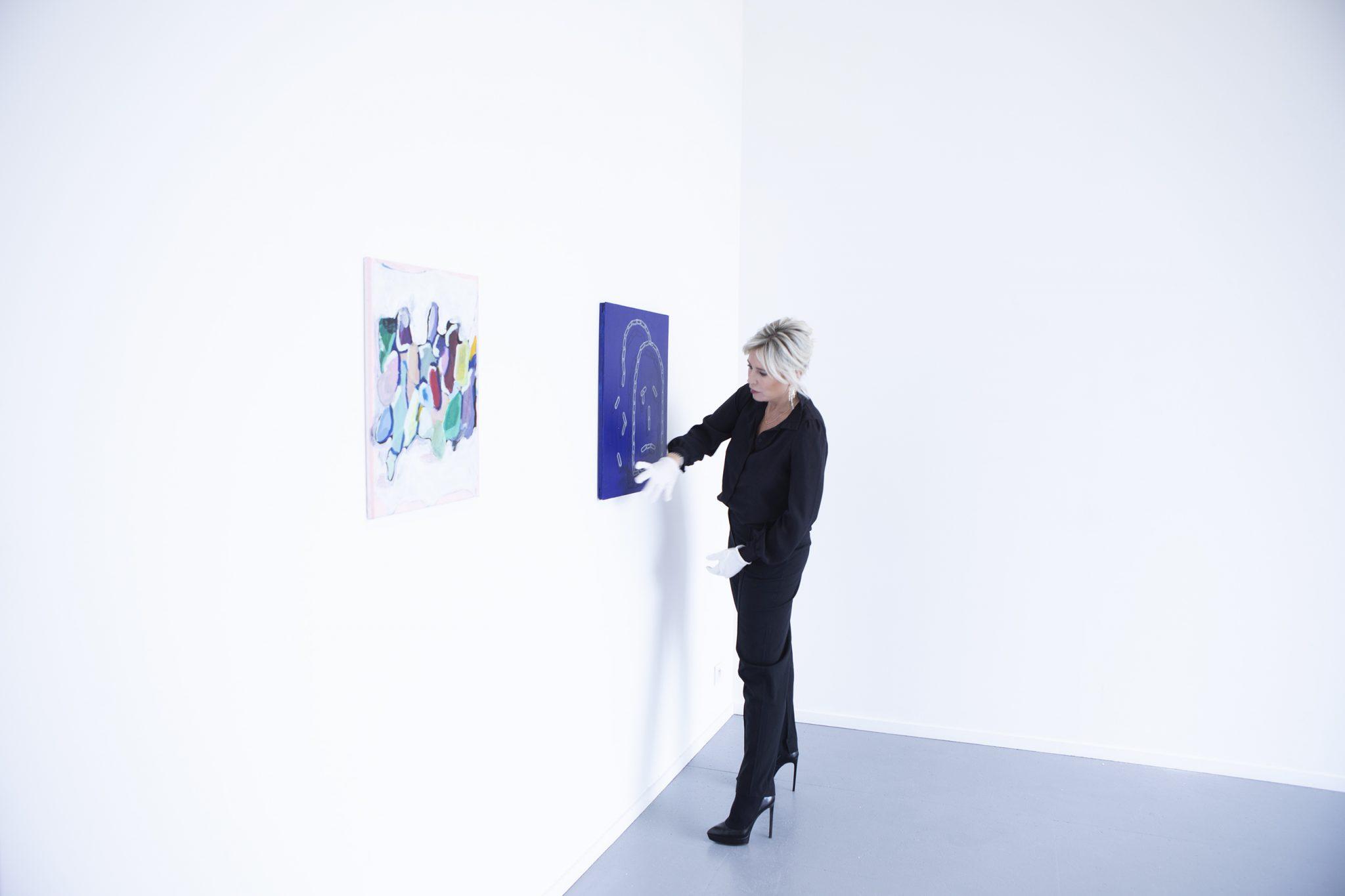 Interview met galeriste Sofie Van de Velde: De kunstsector is een mannenwereld, ik bleef er lang bewust uit weg - 2