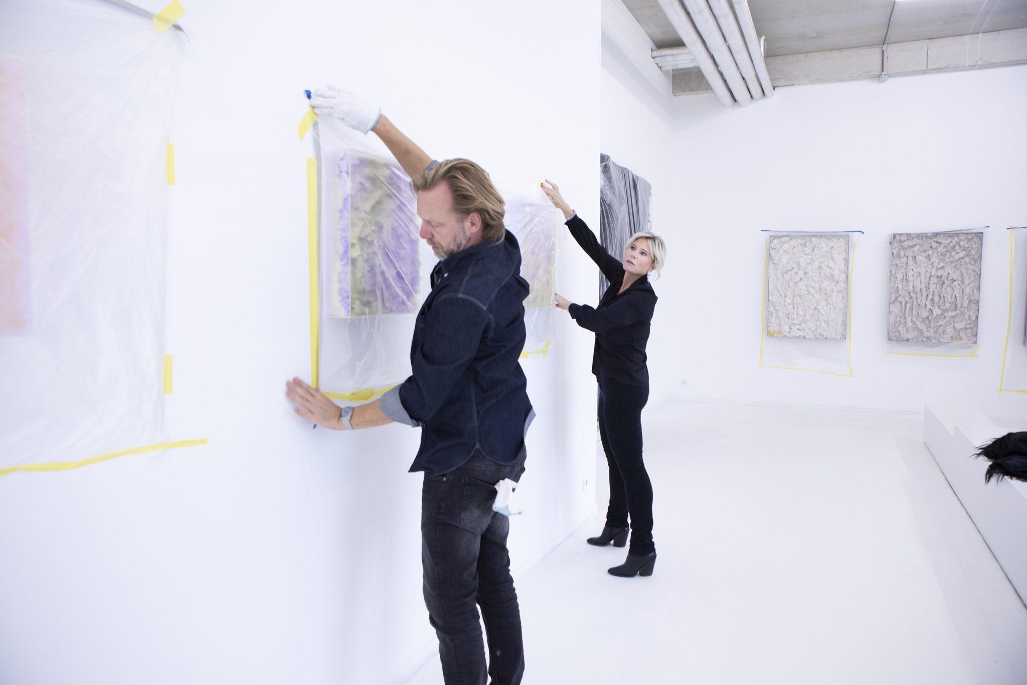 Interview met galeriste Sofie Van de Velde: De kunstsector is een mannenwereld, ik bleef er lang bewust uit weg - 1