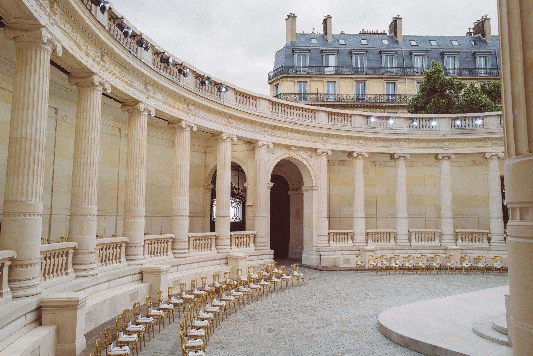 Chanel FW21/22 haute couture: kunst in beweging - 1