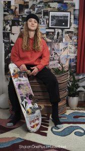 Woman to watch: skateboarder Lore Bruggeman op de Olympische Spelen - 3