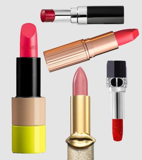 Onze favoriete long lasting lipsticks voor Kissing Day