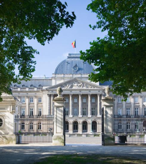 Koninklijk Paleis in Brussel opent opnieuw zijn deuren voor publiek