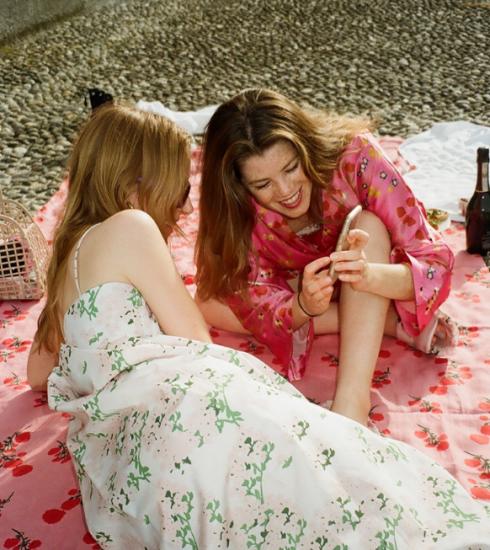 Deze jurken van het Belgische Bernadette zijn ideaal om een huwelijk in bij te wonen